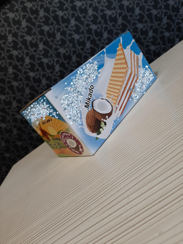 بسته بندی کیک و کلوچه